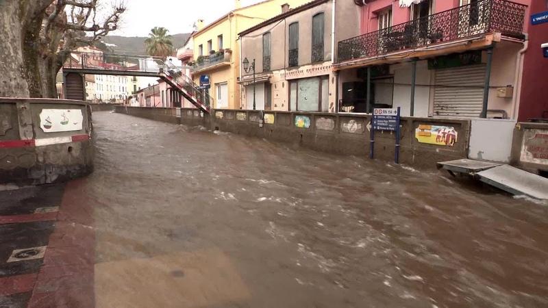 Tempête Gloria un épisode Méditerranéen d'hiver plutôt rare