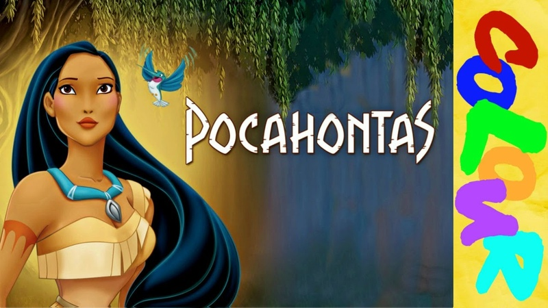 Learn English Through Story~Level 1~Pocahontas~English story with subtitles