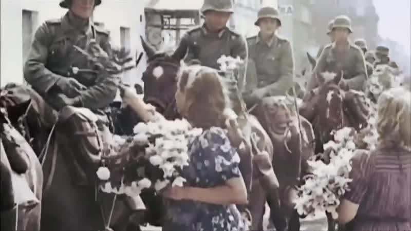 Апокалипсис Вторая мировая война в цвете HD Часть 3
