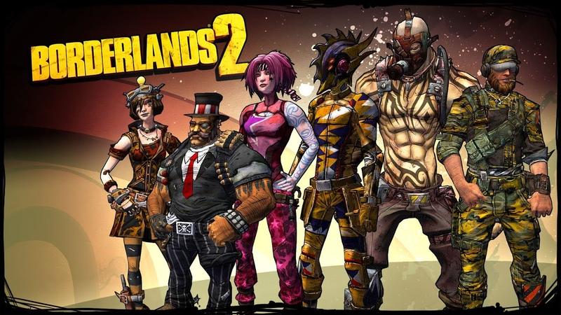 обзор игры borderlands 2 (Ненавижу цифру 3)