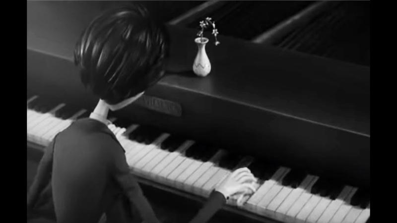 Corpse Bride Victor's Piano Solo