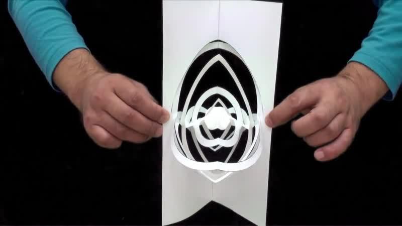 Turning Ring tutorial with Plan回転リングповоротом кольца