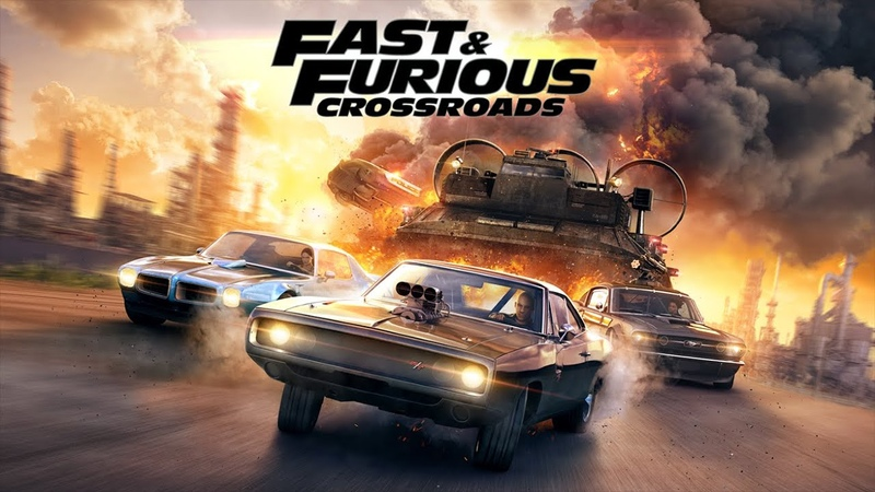 Fast Furious Crossroads Gameplay First Look