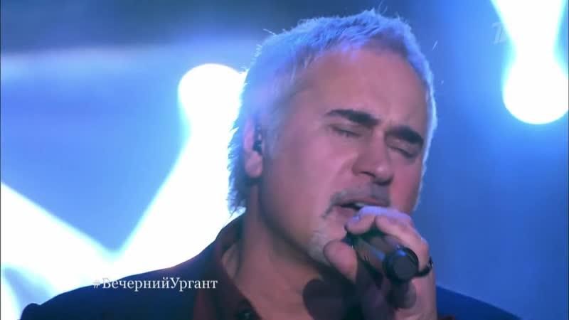 Вечерний Ургант. Валерий Меладзе - Свободный полeт (05.12.2014)