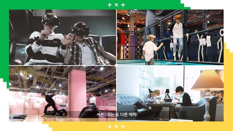 TXT (투모로우바이투게더) 'TALK X TODAY Season2 ' Teaser