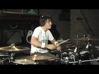 Bomfunk MC's - Freestyler [drum cover by Cobus]