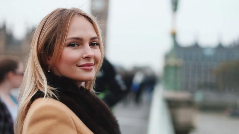 Виктория Цуранова videoshoot