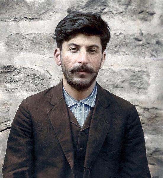 Молодой Сталин... Ваше отношение к нему
