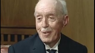 Interview with Louis de Broglie, 1967 (French with English Subtitles)