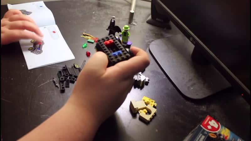ASMR Building A Small Lego Set