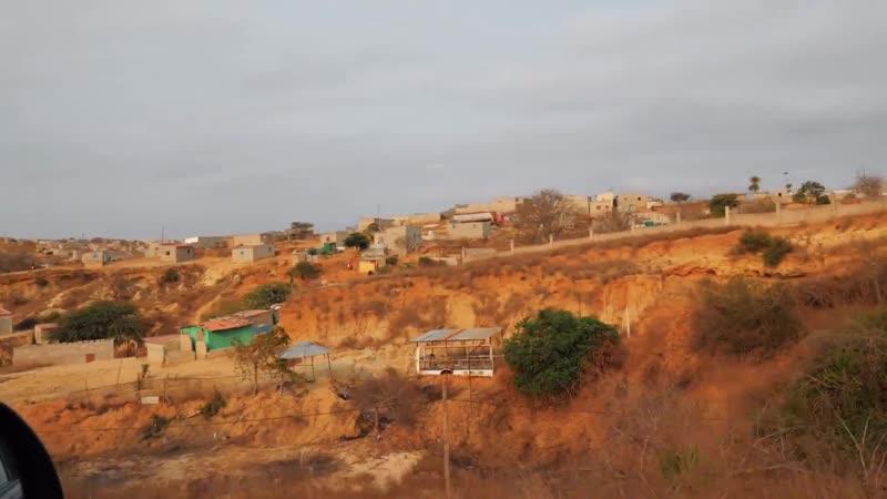 Африканские муравейники реновация в Анголе 2
