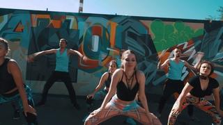 Reggaeton dance (реггетон танец)
