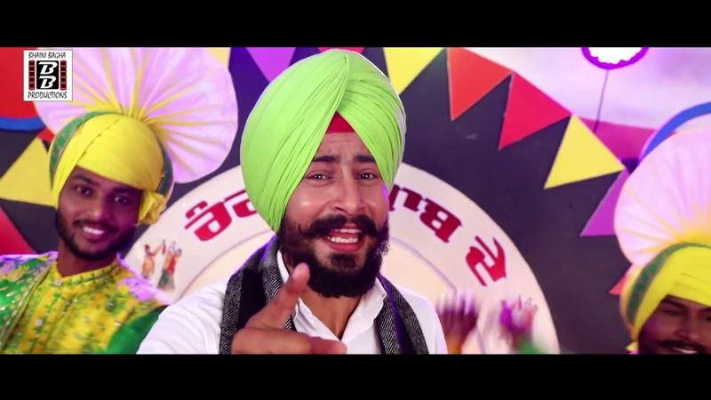 D J Te Fire Pamma Dumewal Full HD Video Rang Punjab De Welcome 2018 Bhaini Bagha Productions