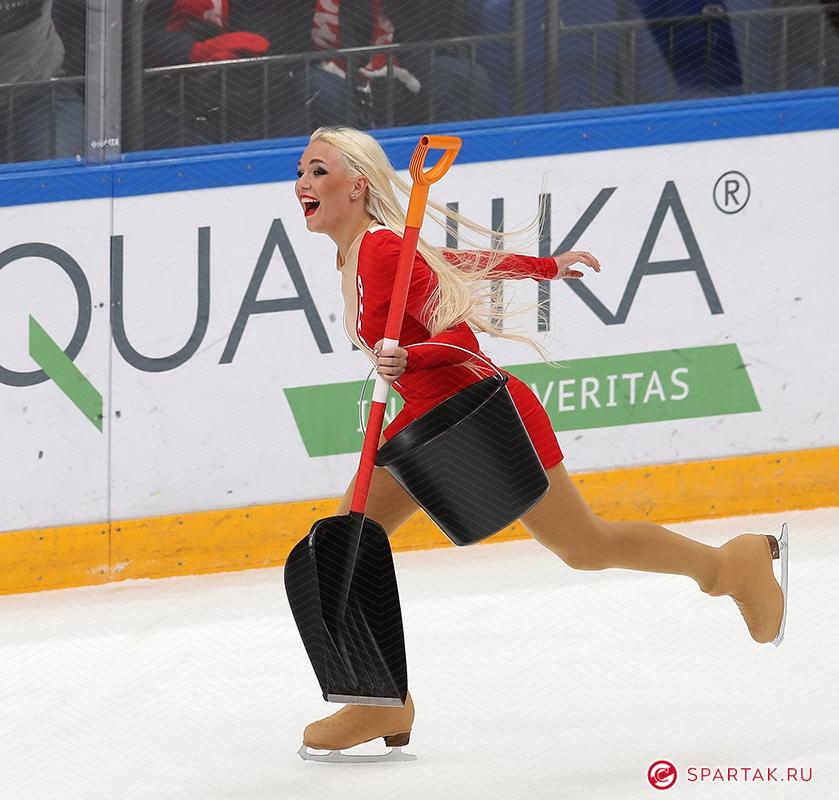 Ice Girl «Спартака»