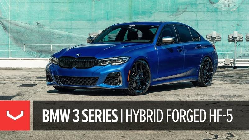 BMW 3 Series G20 Hybrid Forged HF 5
