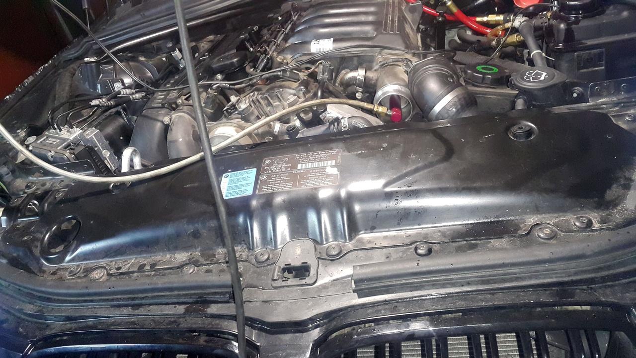 BMW 3L 6. DIZEL