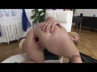 Isabella Clark and Omar Galanti, anal porn, gape, oral, blonde 720p