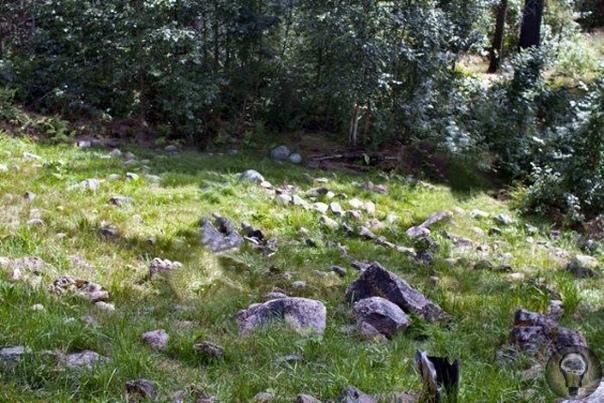 Загадочные лабиринты Куркиёки. В Карелии есть местечко Куркиёки, поблизости от которого находится каменный лабиринт. Неизвестно, кто и когда его соорудил, но он окутан множеством поверий. Так,