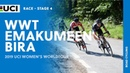 2019 UCI Women's WorldTour Emakumeen Bira Highlights Stage 4