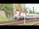Электровоз ЭП20-004 ТЧЭ-6 со скоростным поездом Стриж № 703Н, Нижний Новгород - Москва.