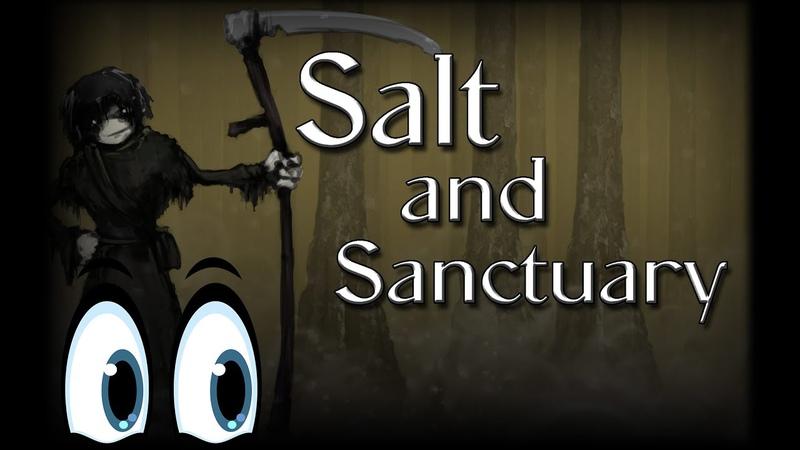 Платформер ведьмак Salt and Sanctuary
