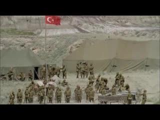 Армяне напали из за засады на турок