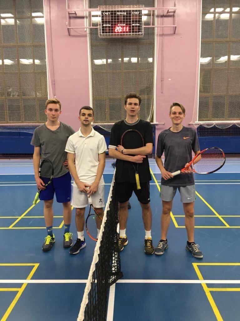 Поговорим про: Большой теннис, image #2