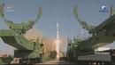Пуск РН «Союз-2.1а» с ТПК Союз МС-14