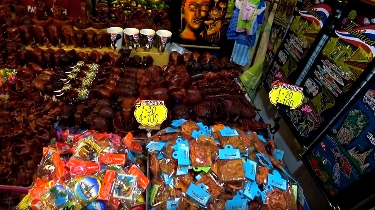 Цены на одежду и сувениры в Таиланде (фото). 4CujT0VKeHg