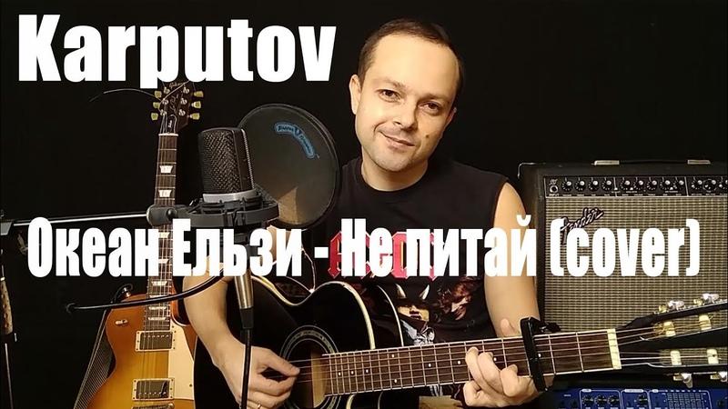 Karputov Не питай Океан Ельзи cover