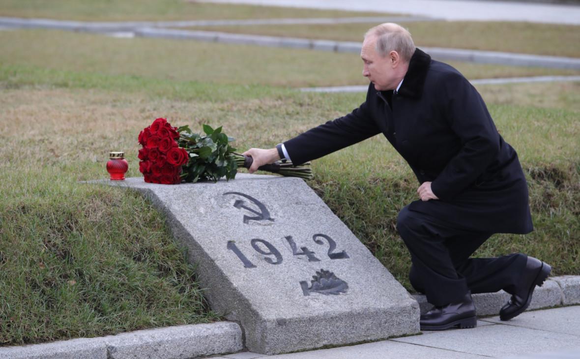 Путин пообещал выплатить ветеранам по 75 тыс. рублей к 75-летию Победы