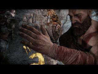 God of war raising kratos announce trailer