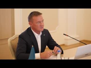 Роман Старовойт рассказывает о главной цели своей программы - повышение качества жизни курян