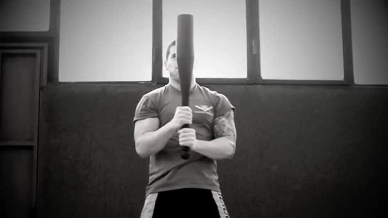 Clubbells - Bruiser Shoulder (Gama) Cast