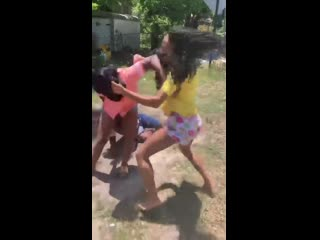 Pensacola girl fight