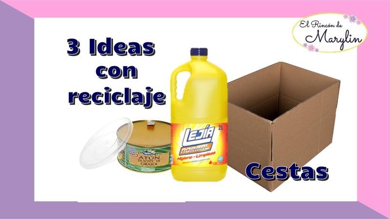 Ideas para reciclar ideas faciles reciclaje creativo diy manualidades faciles