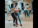 Бачата школа танцев Sensual time Виктор Башарин Валерия Рекун
