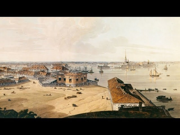 Тайное братство Нептунова круга основало Петербург на Пьяном Заячьем острове