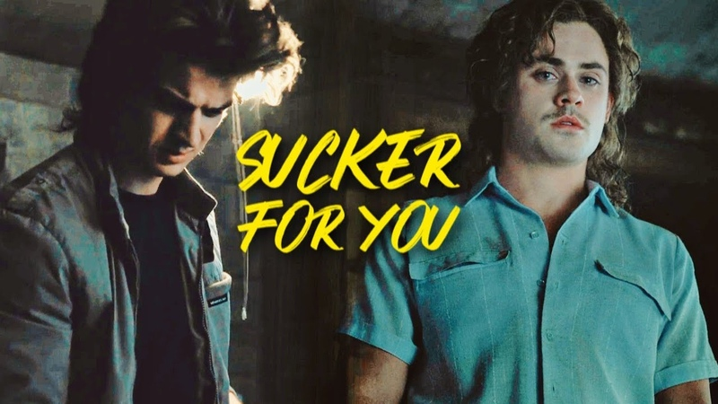 If billy hargrove were alive and partnered with steve harrington [AU]