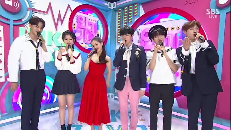 SBS 인기가요 1004회 (일) 2019-06-02 오후3시50분