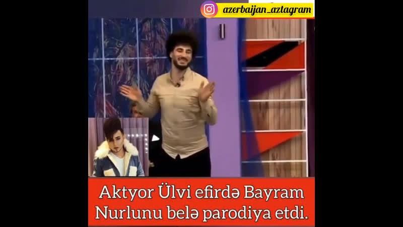 Bayram Nurlu Parodiya