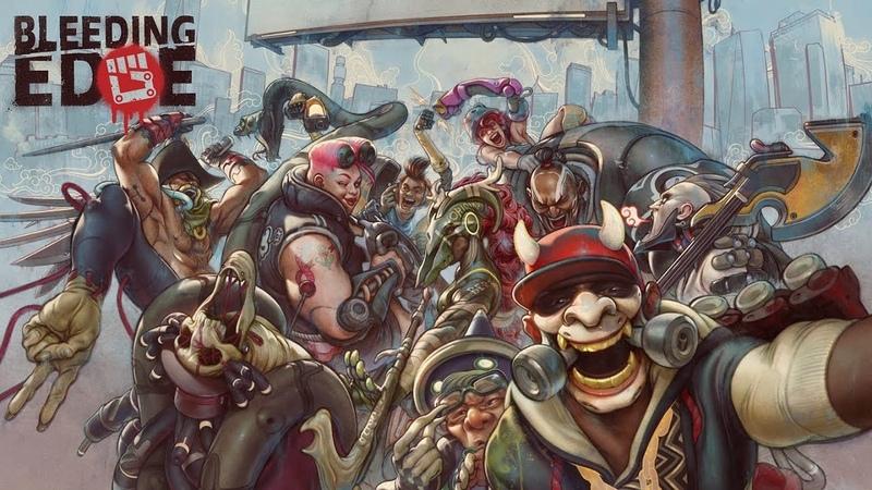 Bleeding Edge Gameplay Developer Interview Inside Xbox at E3