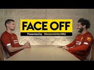 Face off salah and lovren go head-to-head   cats v dogs, pizza toppings & more