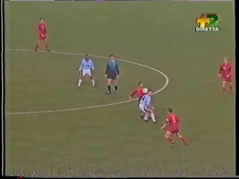 1996-02-18 Lazio vs Roma 1-0 (FULL MATCH) Serie A
