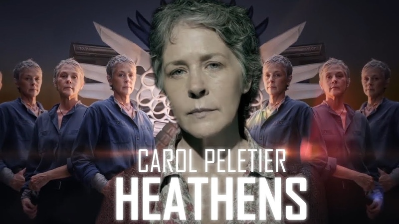Carol Peletier Tribute Heathens TWD