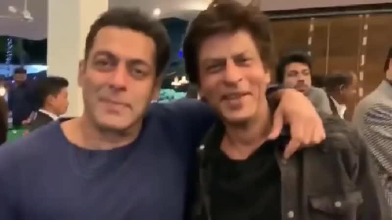 Shah Rukh Khan And Salman Khan Karan Arjun Fond Memories HUNGAMA