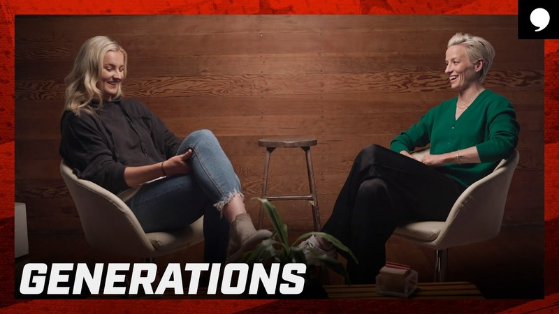 Breaking Down the USWNT | Generations Ep. 6 | The Players' Tribune