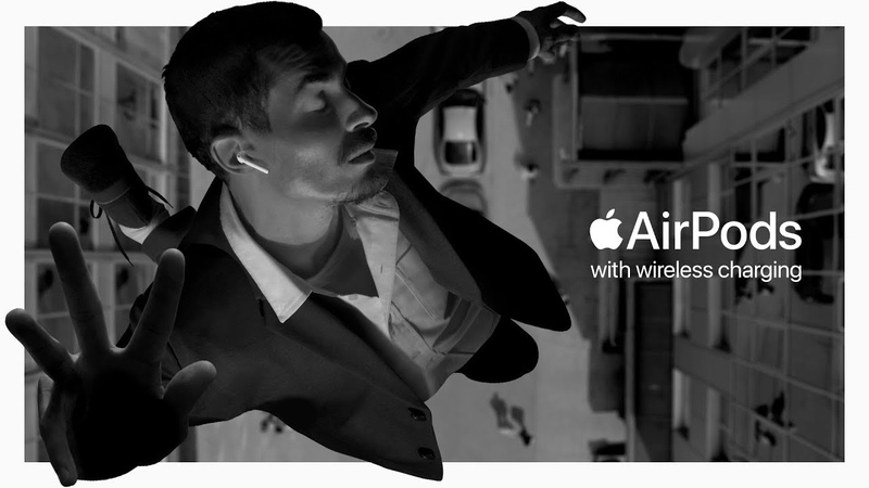 AirPods — Bounce — Apple