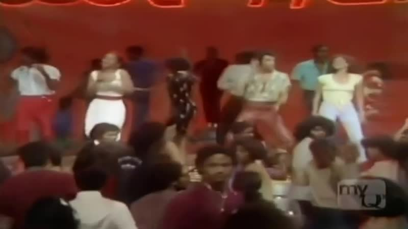 I'm Glad that you're here' Alphonse Mouzon 1981 (Soul Train dancers) HD2