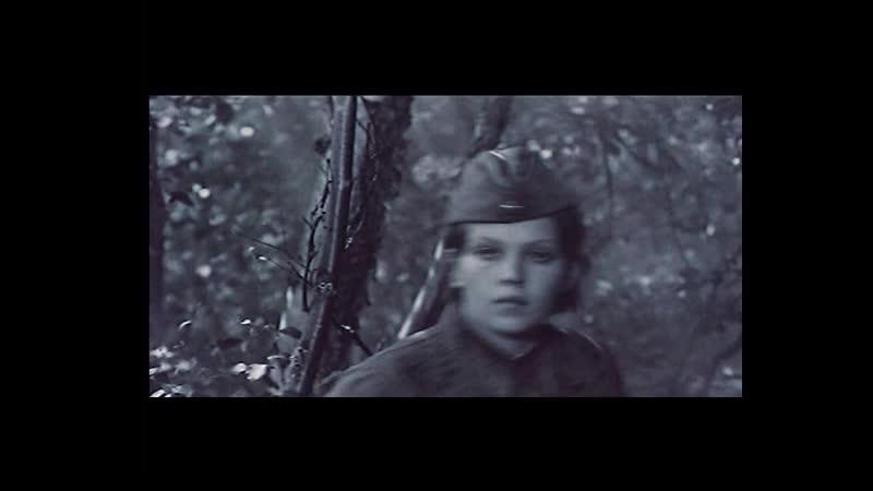 Оригинальный рекламный фильм кинокартины А зори здесь тихие 1972 год